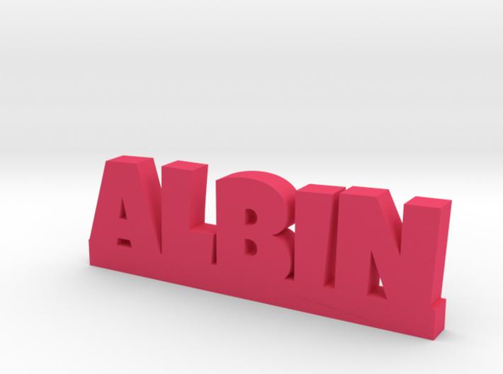 ALBIN Lucky 3d printed