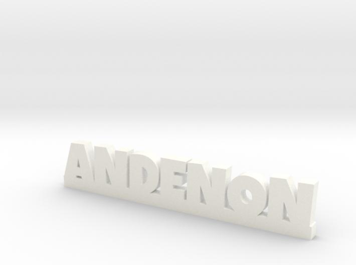 ANDENON Lucky 3d printed