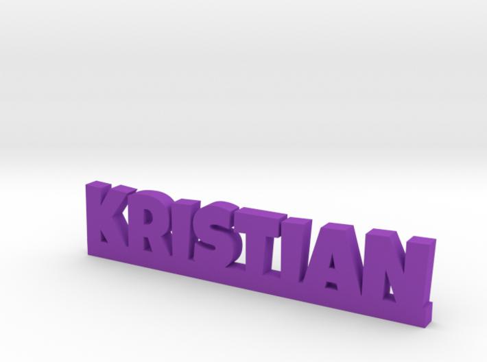 KRISTIAN Lucky 3d printed