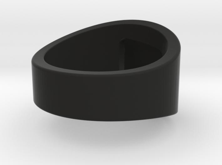 AMSA (chopstick assistant) - Thumb Ring 3d printed