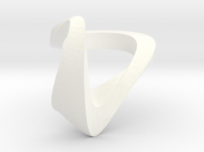 ZEPHYR BOLD monochrome 3d printed