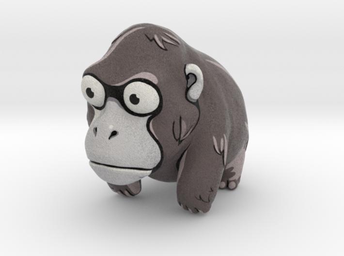 Breedingkit  Lowland Gorillas 3d printed
