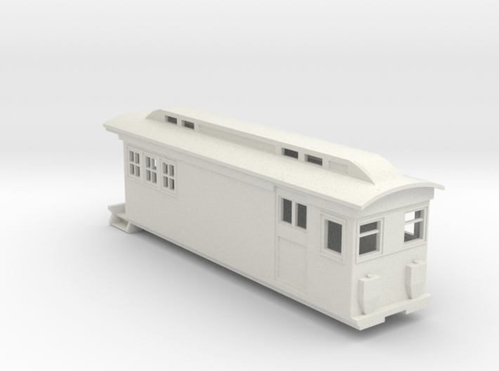 On30 Doodlebug/Railmotor Lindsay2 3d printed