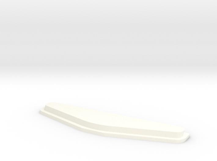 PS4 DualShock Custom Light Cover 3d printed