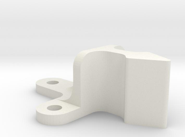 Roller Grab Latch Pt3 3d printed