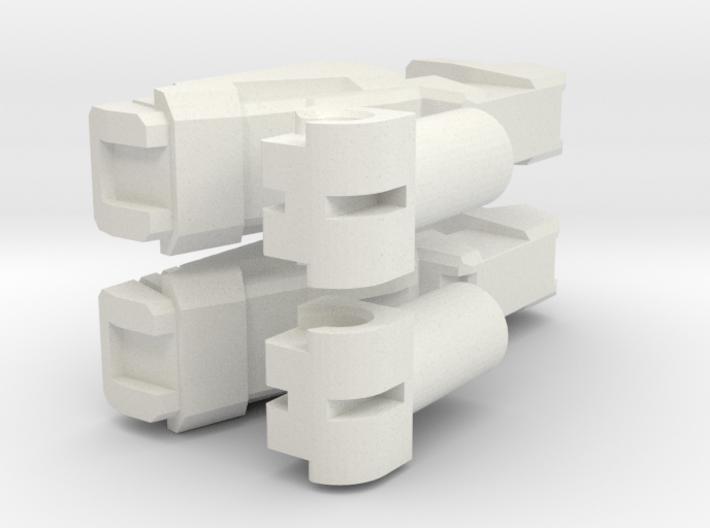 TFA RC Blasters [5mm peg] 3d printed