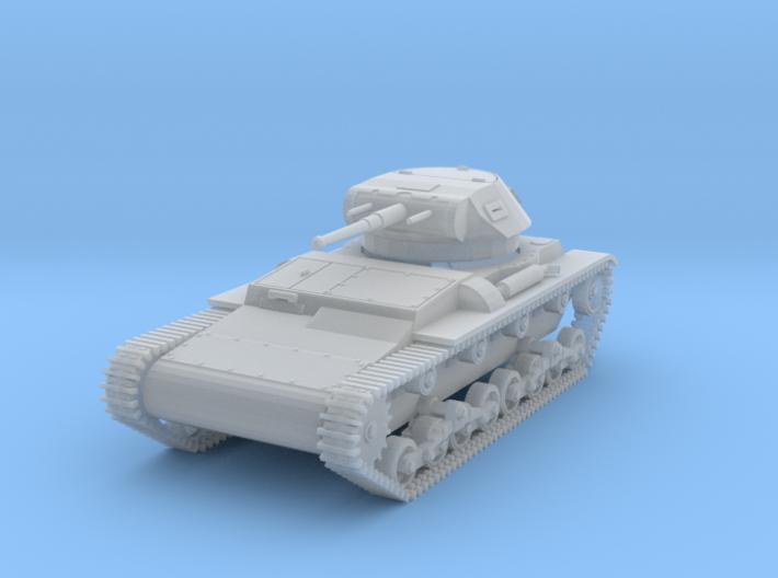 PV137C Verdeja 1 Light Tank (1/87) 3d printed