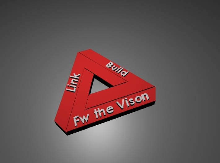 Fw The Vision 3d printed