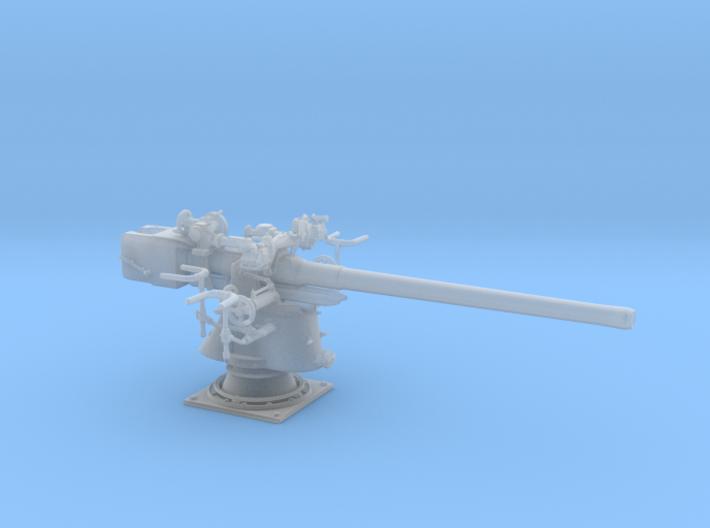 1/48 UBoot 8.8 cm SK C/35 Naval Deck Gun 3d printed
