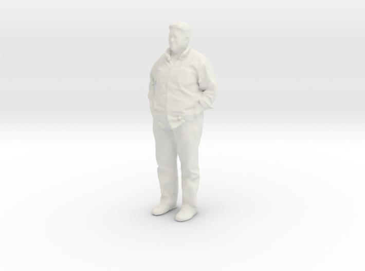 Printle C Homme 011 - 1/43 - wob 3d printed