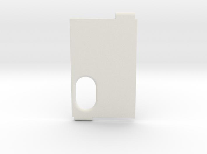 NMods alfa door logoless 3d printed
