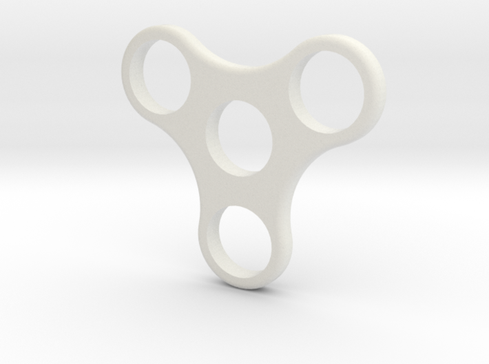 Spinning Fidget Toy 3d printed