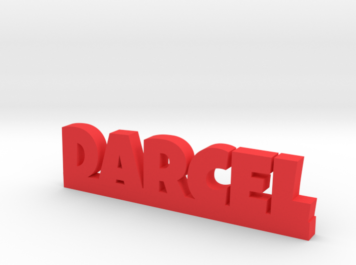 DARCEL Lucky 3d printed
