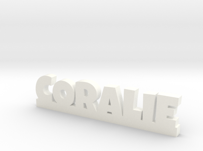 CORALIE Lucky 3d printed