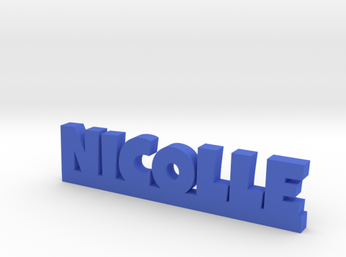 NICOLLE Lucky 3d printed