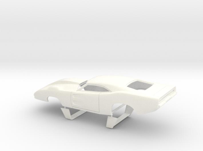 1/32 69 Daytona Pro Mod With Door Vents 3d printed