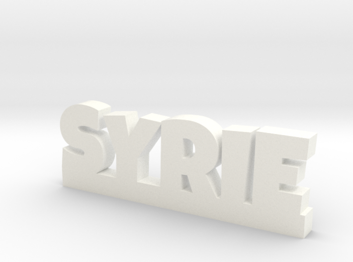 SYRIE Lucky 3d printed