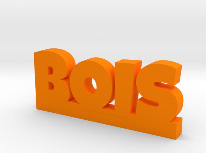 BOIS Lucky 3d printed