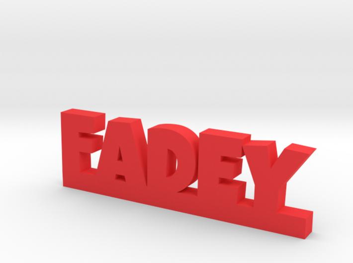 FADEY Lucky 3d printed