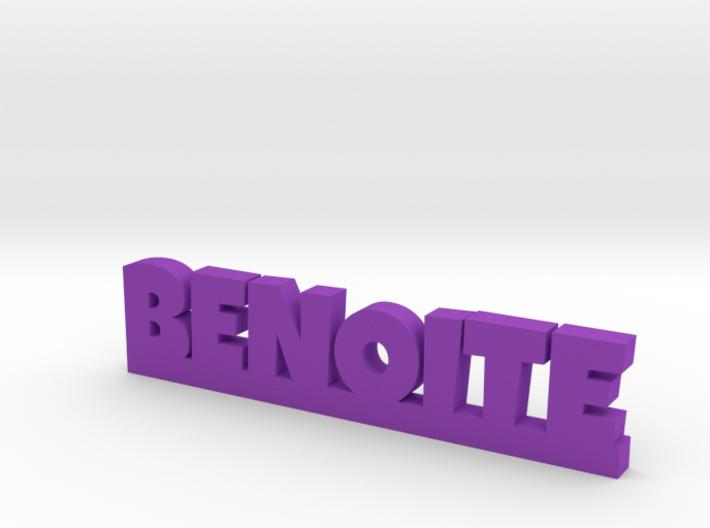 BENOITE Lucky 3d printed