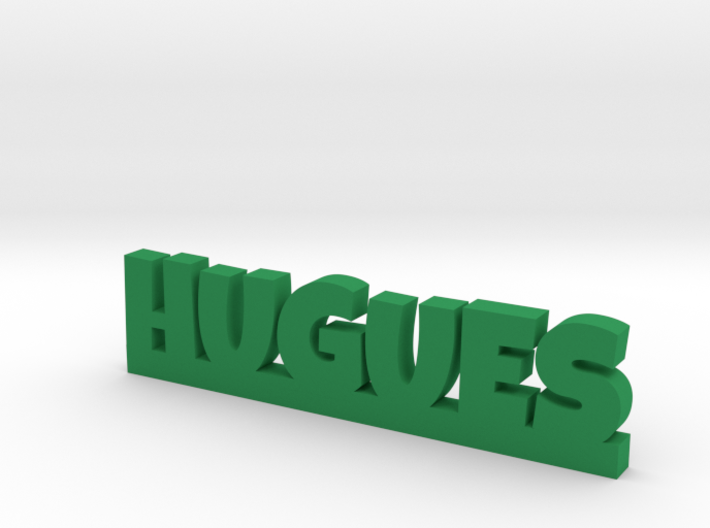 HUGUES Lucky 3d printed