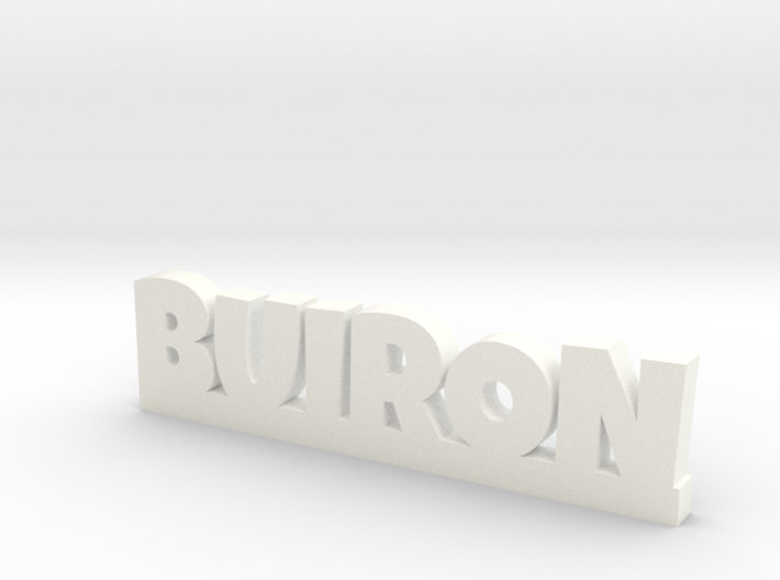 BUIRON Lucky 3d printed