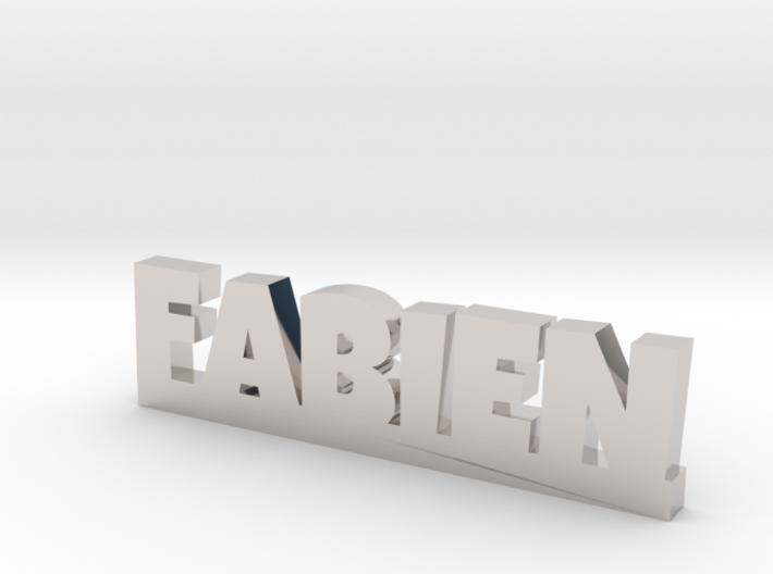 FABIEN Lucky 3d printed