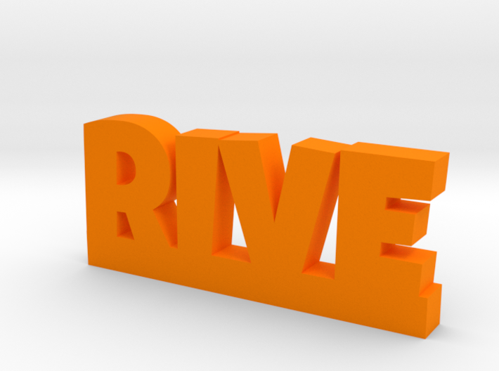 RIVE Lucky 3d printed