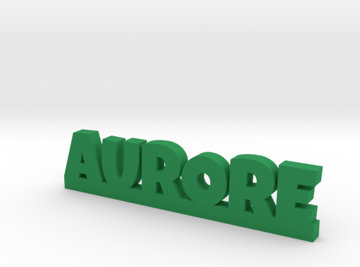 AURORE Lucky 3d printed