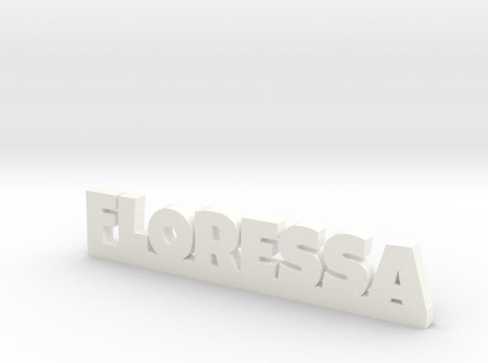 FLORESSA Lucky 3d printed
