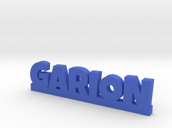 GARION Lucky 3d printed