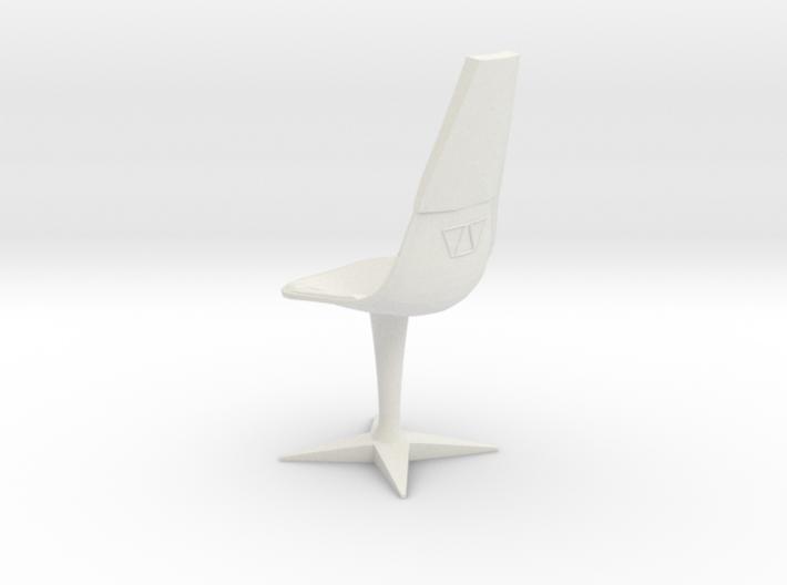 Swivel Chair (Star Trek Classic), 1/9 3d printed