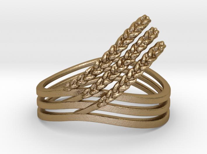 Rye Ring 3d printed