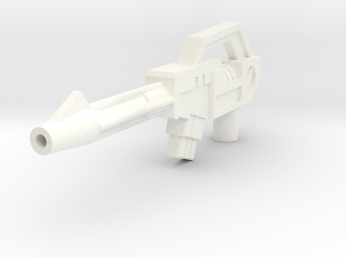 Titans Return Deluxe Class Blurr Rifle 3d printed