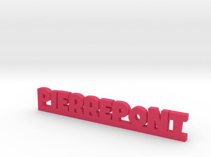 PIERREPONT Lucky 3d printed