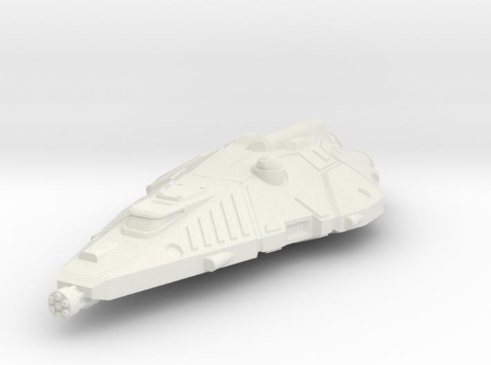 Terran Fighter, Flying 3d printed