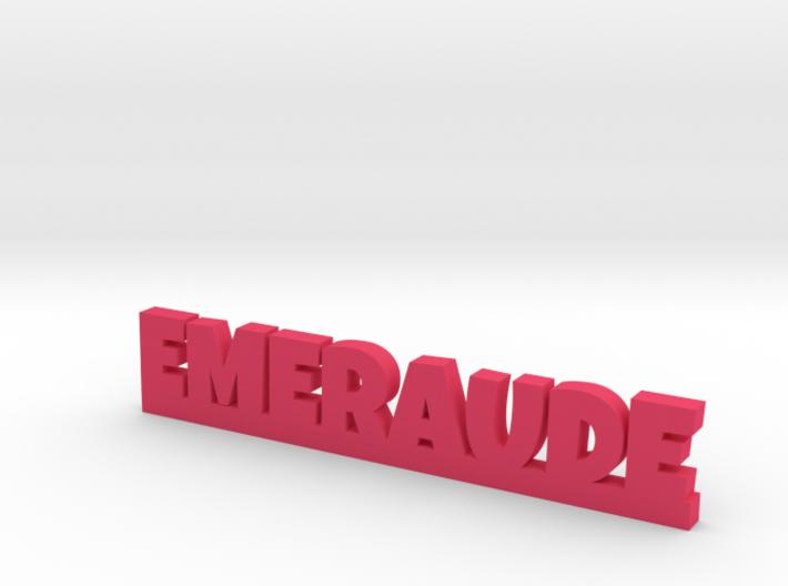 EMERAUDE Lucky 3d printed