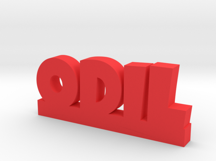 ODIL Lucky 3d printed