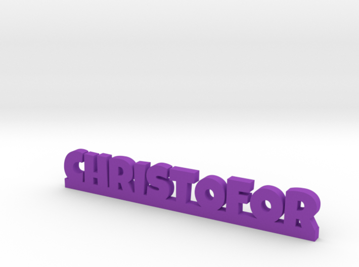 CHRISTOFOR Lucky 3d printed
