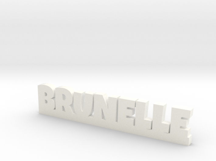 BRUNELLE Lucky 3d printed