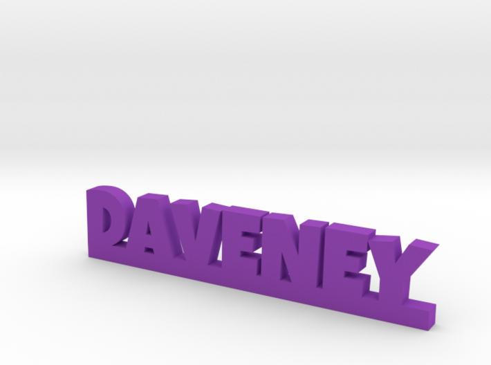 DAVENEY Lucky 3d printed