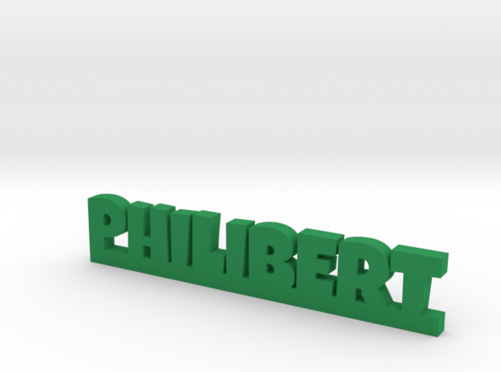 PHILIBERT Lucky 3d printed