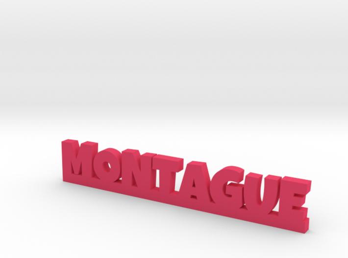 MONTAGUE Lucky 3d printed