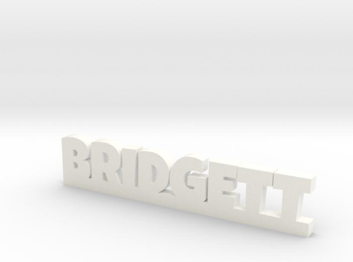 BRIDGETT Lucky 3d printed