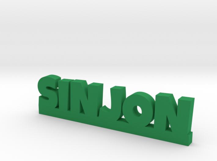 SINJON Lucky 3d printed