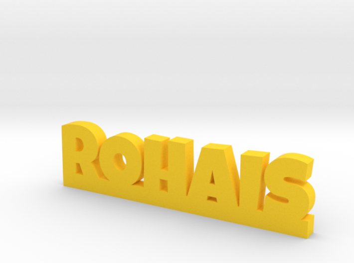 ROHAIS Lucky 3d printed