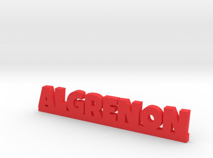 ALGRENON Lucky 3d printed