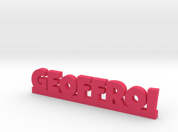 GEOFFROI Lucky 3d printed