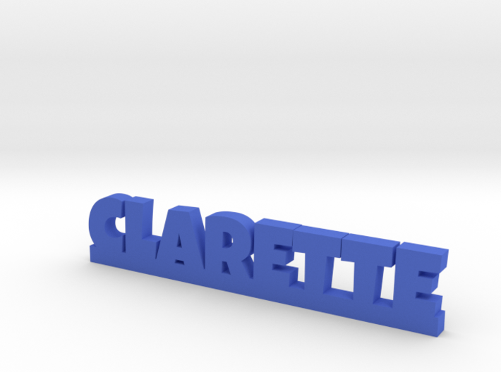 CLARETTE Lucky 3d printed