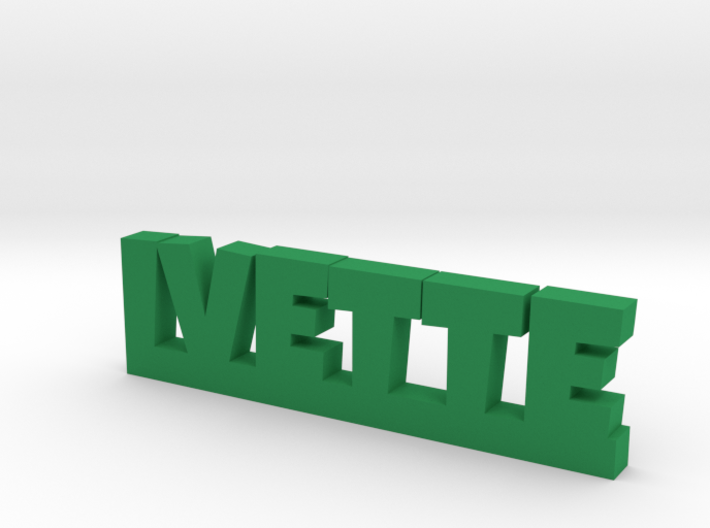 IVETTE Lucky 3d printed